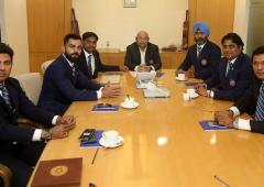 Indian Cricketers' Association reveals budget