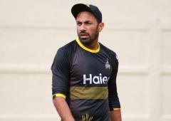 Wahab Riaz takes indefinite break from Test cricket