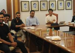 In a first, BCCI wants selectors to attend team meets