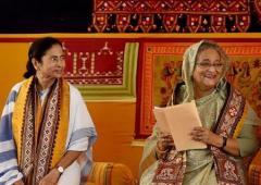 Bangladesh PM to watch Day/Night Test in Kolkata