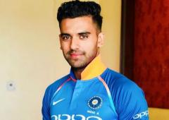 Why Deepak Chahar's T20 World Record is special!