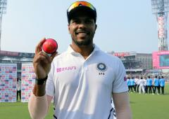 Less workload with less game-time worrying: Umesh