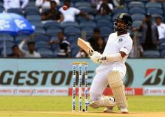 Why it is pointless trying to sledge Pujara
