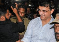 Ganguly as BCCI boss can bring a lot of changes: Saha