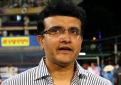 What Ganguly said on his relationship with Shastri