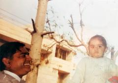 Kohli goes back in time on 31st birthday