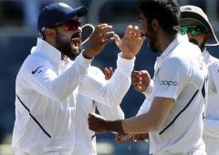 Kohli calls Bumrah the most complete bowler around