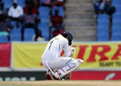 Struggling Rahul faces axe for South Africa Tests