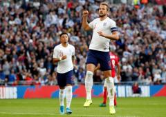 Euro qualifiers PIX: England, Portugal, France win big