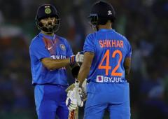 'In T20s, pressure is on the batsmen'