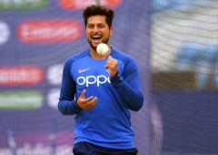 Kuldeep, Arthur bat for five-day Tests