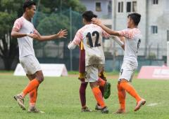 SAFF C'ship: India U18 beat Lanka, secure semis berth