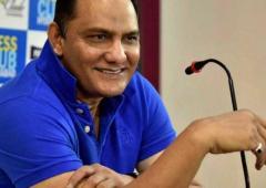 Azhar to address HCA corruption after Windies T20