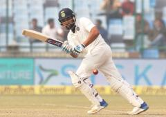 Warner says Rohit can better Lara's 400 not out
