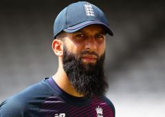 Moeen named England vice-captain for Ireland ODIs