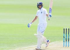 Gill hits double ton for India A ahead of NZ Tests
