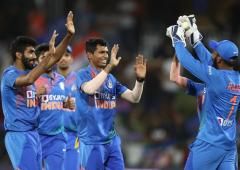 India fined for slow over-rate in 5th NZ T20I