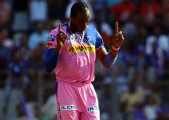 Rajasthan pacer Archer to miss IPL with injury