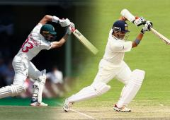 This Aussie batting star reminds Tendulkar of himself