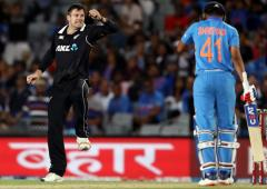 PIX: Batting flops as India lose ODI series to Kiwis