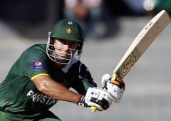 Ex-Pakistan batsman Jamshed jailed in UK over fixing