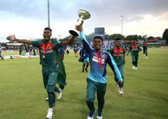 India skipper says Bangladesh's reaction was 'dirty'