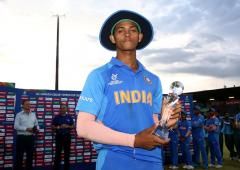 Jaiswal, Bishnoi, Tyagi in U-19 WC Team of Tournament