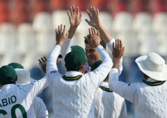 1st Test: Pakistan inflict innings defeat on Bangladesh