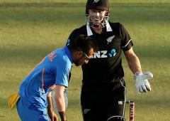 Chahal plays down series defeat to New Zealand