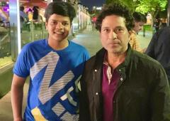 Keep chasing your dreams: Sachin to Shafali