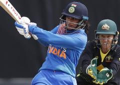 ICC T20 rankings: Smriti Mandhana rises to 4th