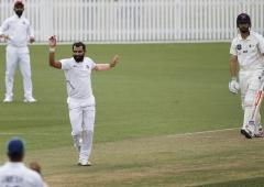 Bumrah, Shami get cracking for NZ first Test
