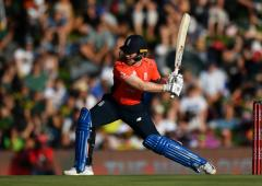 Magnificent Morgan guides England to T20 series win