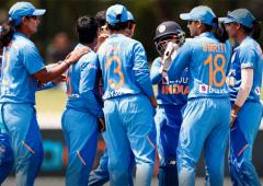 Women's WT20: India warm-up with 2-run win over WI