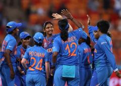 WT20 WC: It's in-form India vs formidable England SF
