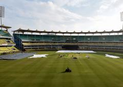 Party time as Guwahati gears up for 1st India-SL T20I