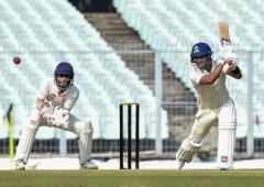 Ranji round-up: Bengal log three points against Guj