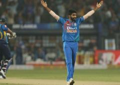 Bumrah is India's highest wicket-taker in T20s