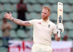 Stokes and Pope put dominant England in box seat