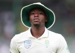South Africa fuelled Rabada's flames. It backfired!