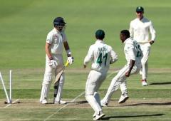 Rabada banned for final Test against England