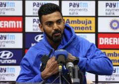 Great to be compared with someone like Dravid: Rahul