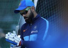 Virat Kohli's approach for New Zealand tour