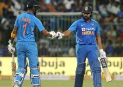 Aaron Finch heaps praise on India's top-order