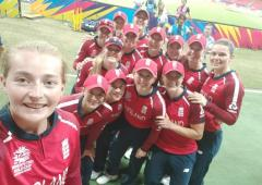 SA and England join India in women's T20 WC semis