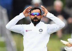 SEE: Why Kohli lost his cool on scribe after loss...