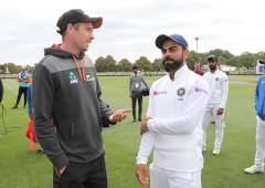 Southee defends Kohli's outburst in second Test