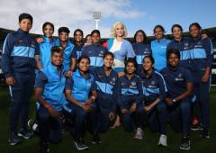 Women's T20 WC: PM Modi, Ganguly extend best wishes