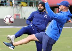 India vs South Africa ODI series called off
