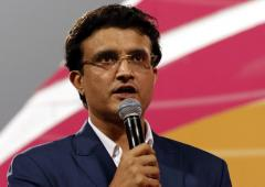 'First priority is safety': Ganguly on IPL suspension